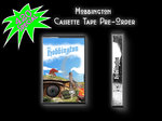 420 Special!!! HOBBINGTON Cassette Tape - PRE-ORDER (Shipping from 20.05.21)